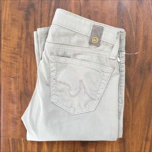 AG Adriano Goldschmied The Angel Pants Size 24